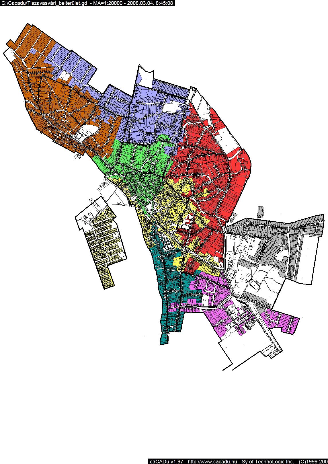 tiszavasvári térkép Tiszavasvári Önkormányzat   Helyi Választási Iroda tájékoztatói tiszavasvári térkép